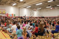 Fifth Grade Moving Up Ceremony 14