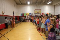 Fifth Grade Moving Up Ceremony 12