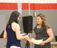 Fifth Grade Moving Up Ceremony 28