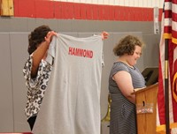 Fifth Grade Moving Up Ceremony 11