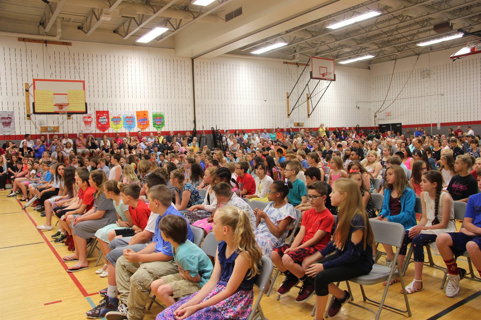Fifth Grade Moving Up Ceremony 6
