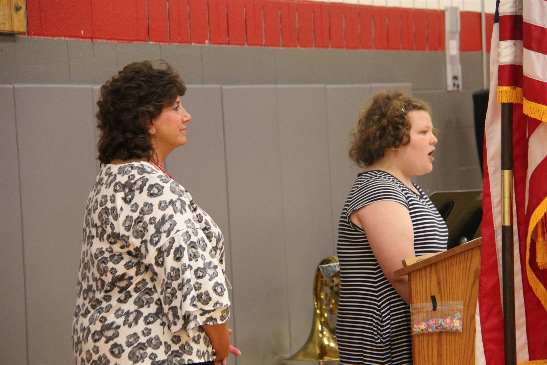 Fifth Grade Moving Up Ceremony 10