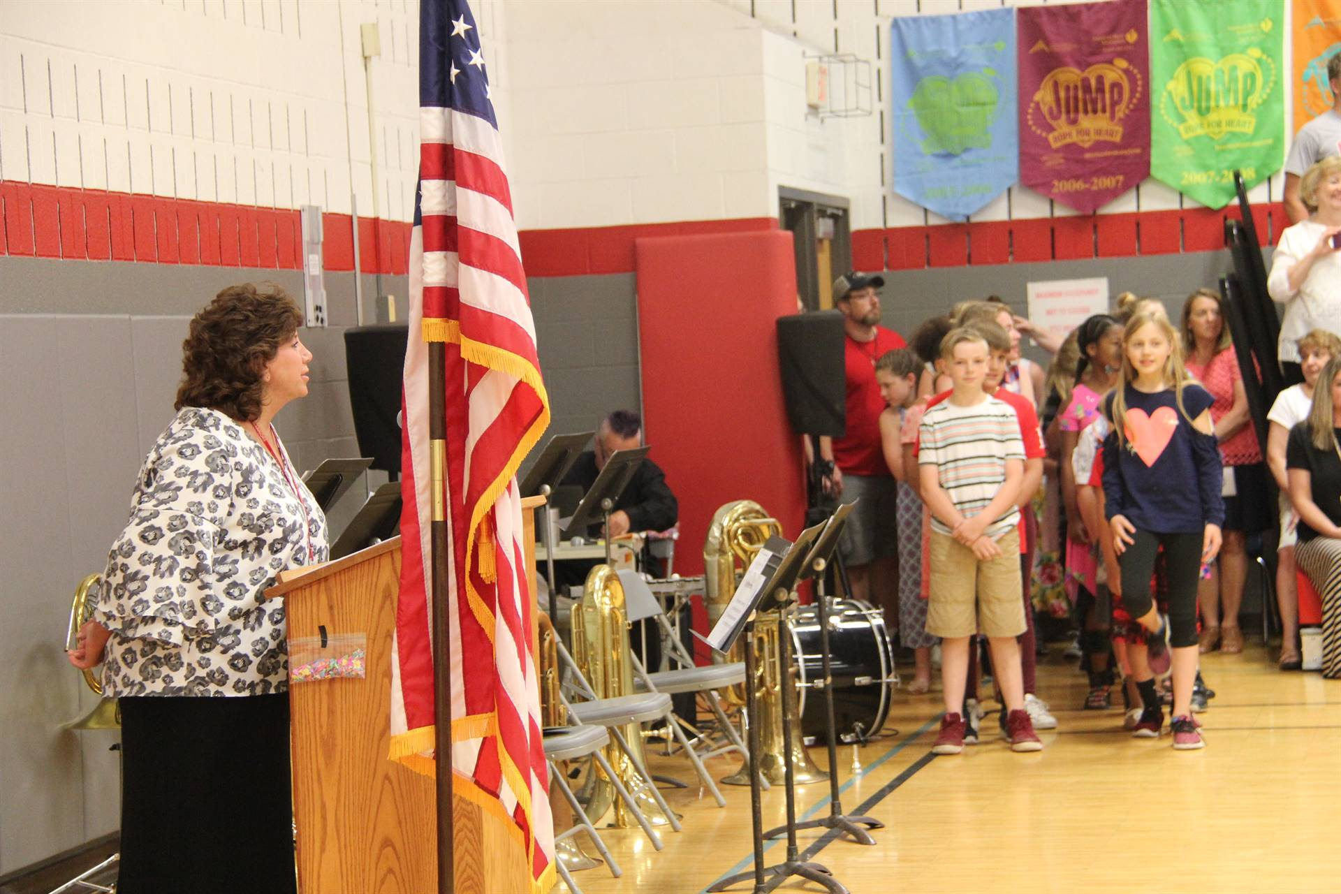 Fifth Grade Moving Up Ceremony 3