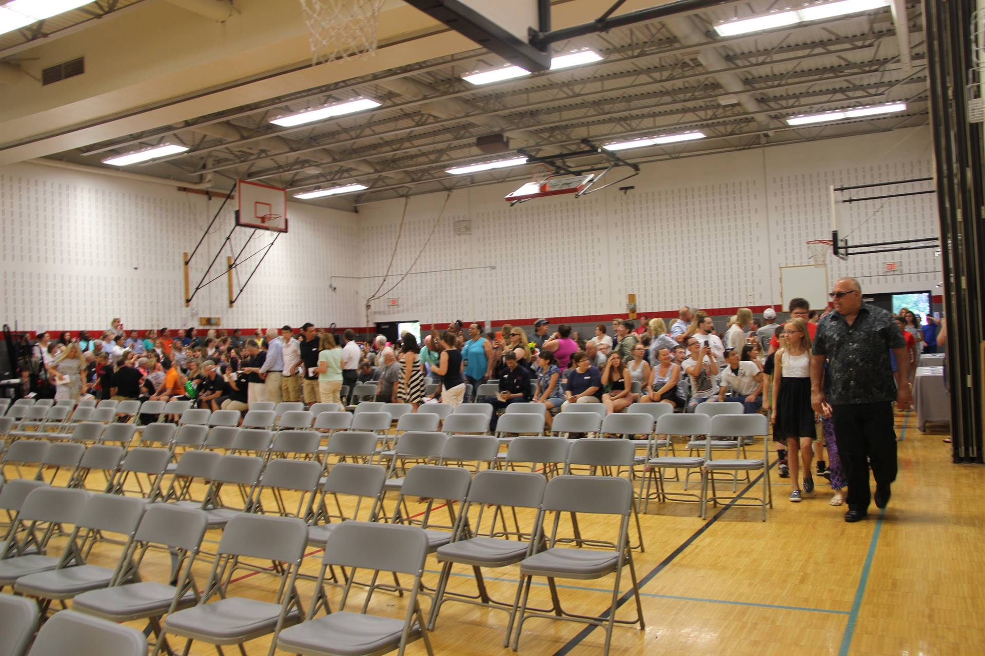 Fifth Grade Moving Up Ceremony 2