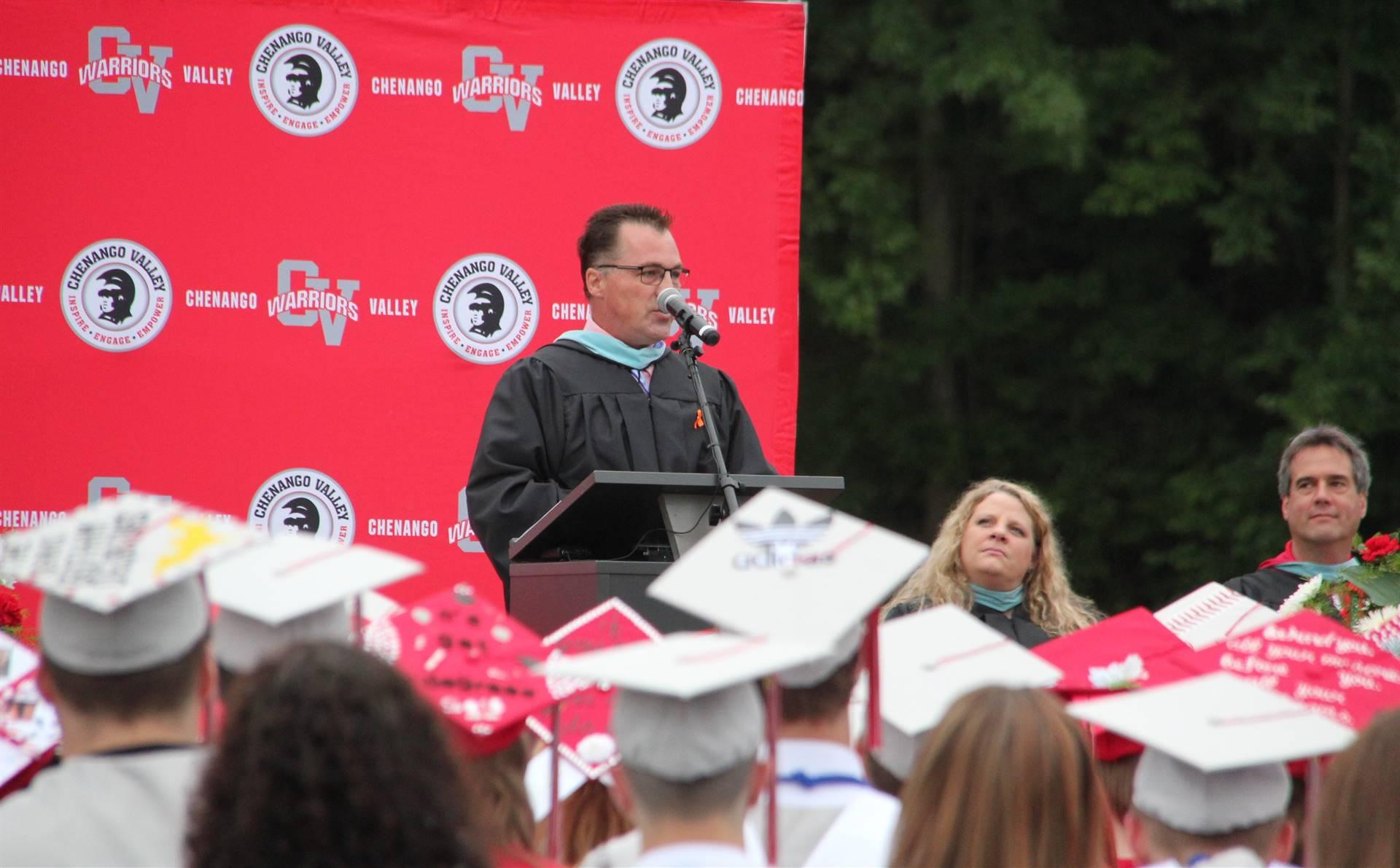 Graduation Ceremony 136