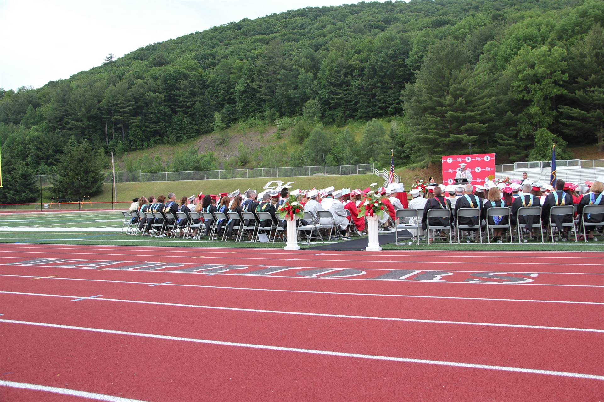 Graduation Ceremony 128