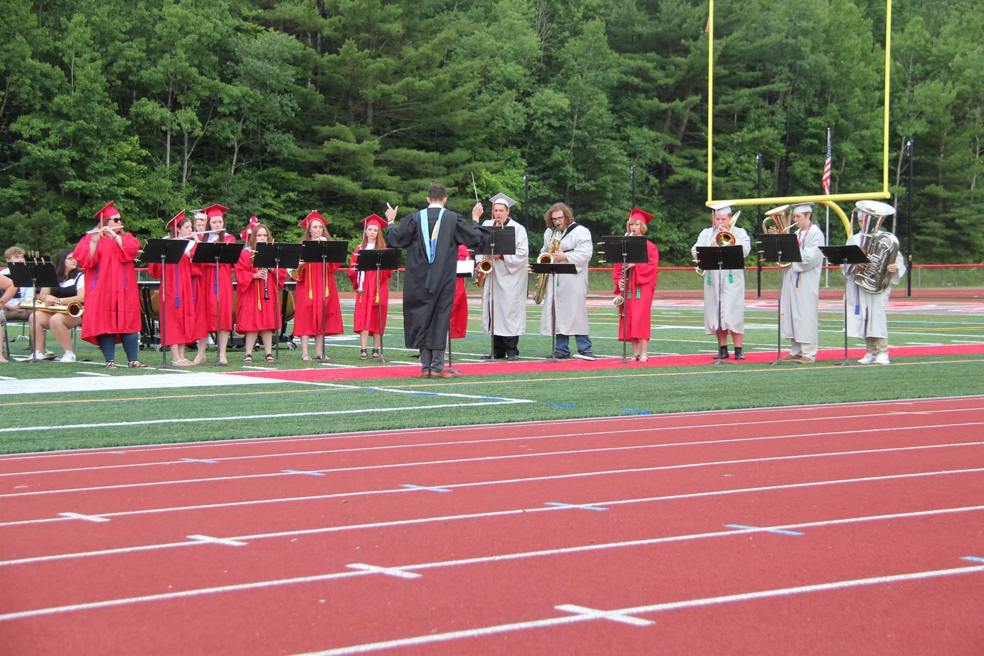 Graduation Ceremony 121