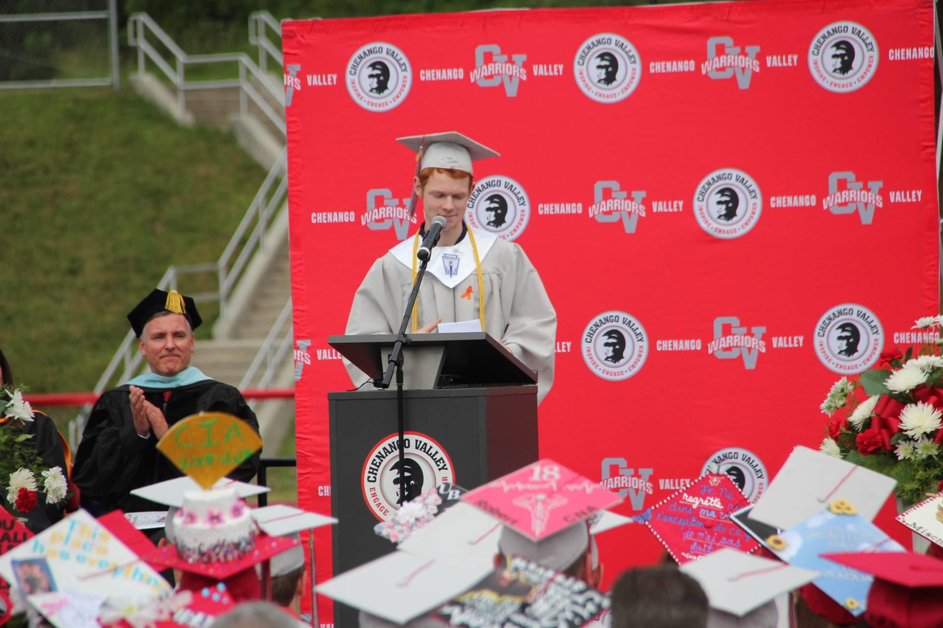 Graduation Ceremony 113
