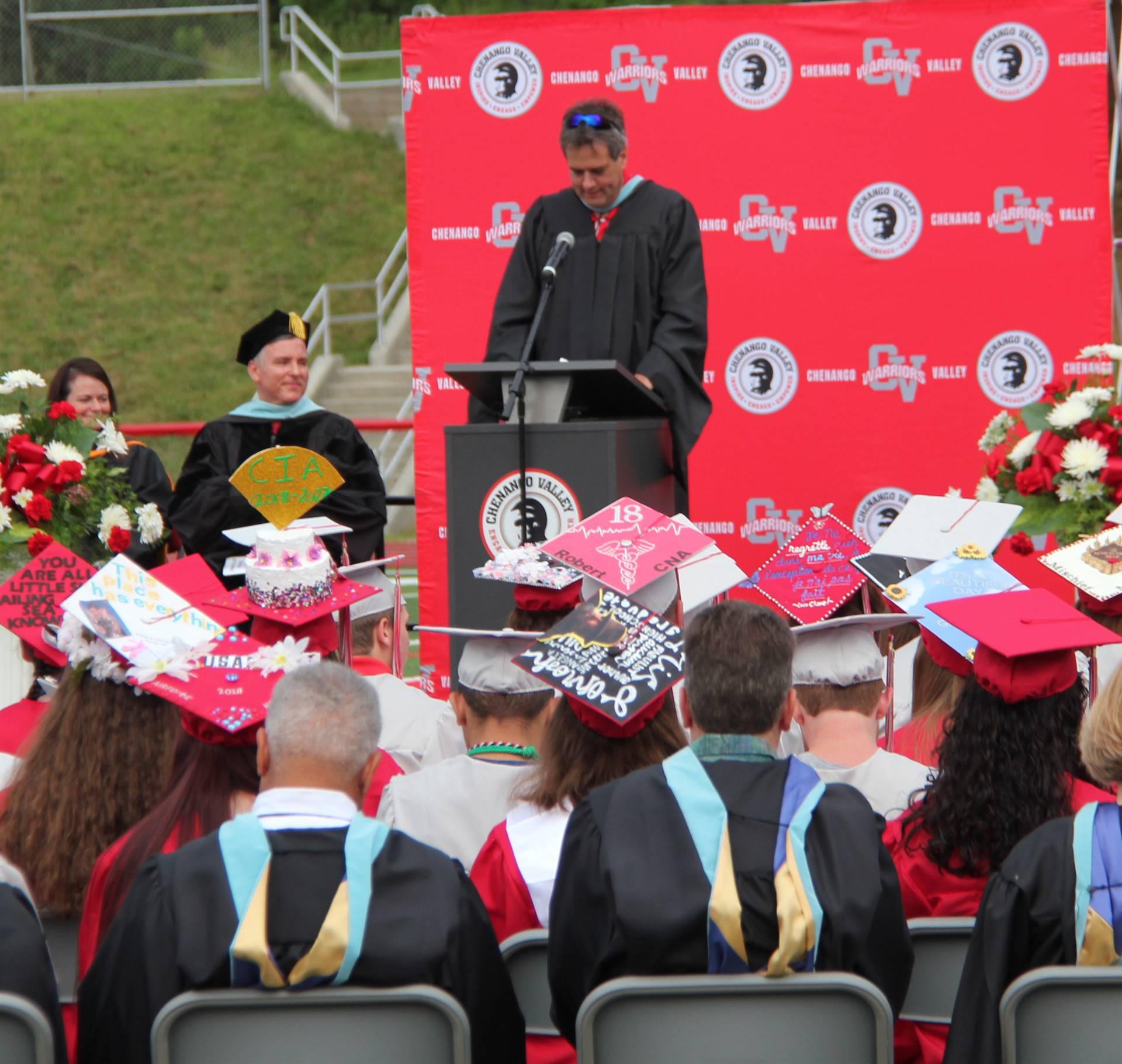 Graduation Ceremony 111