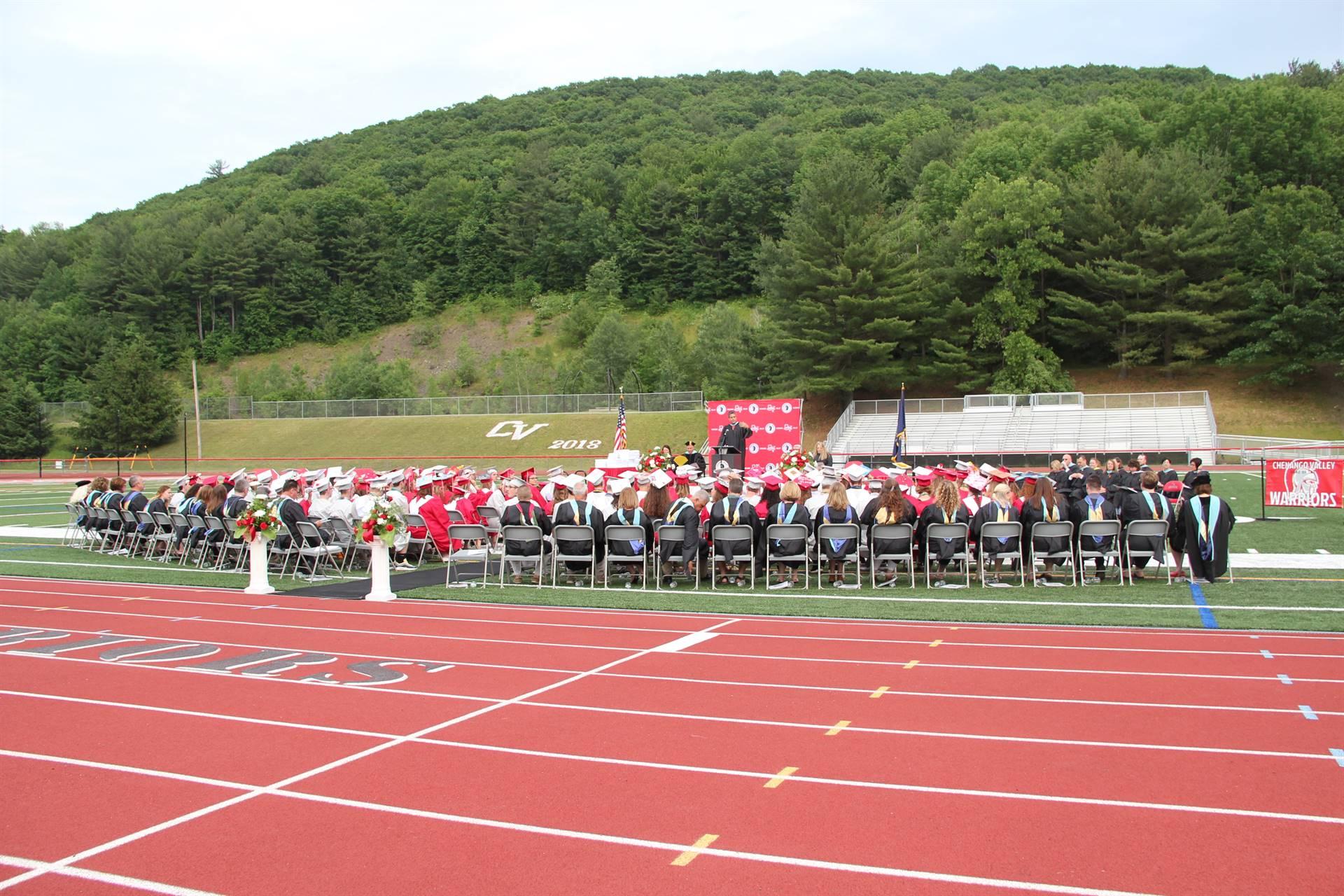 Graduation Ceremony 110