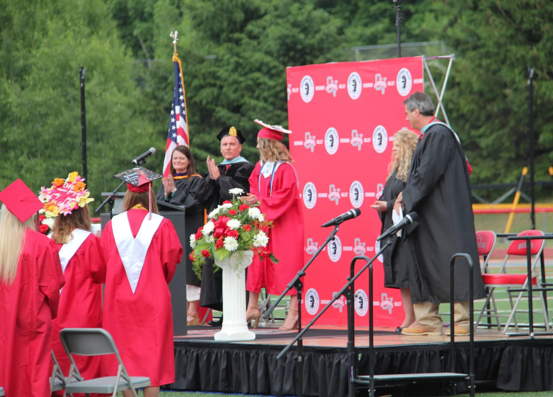 Graduation Ceremony 109