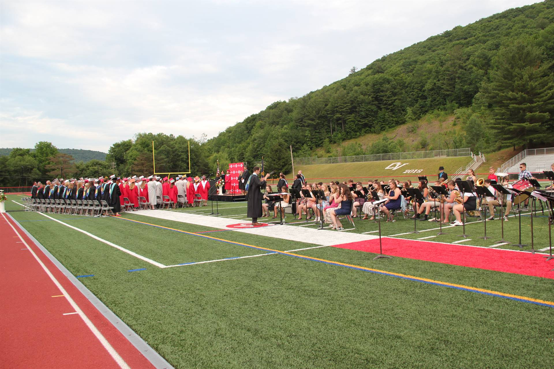Graduation Ceremony 108