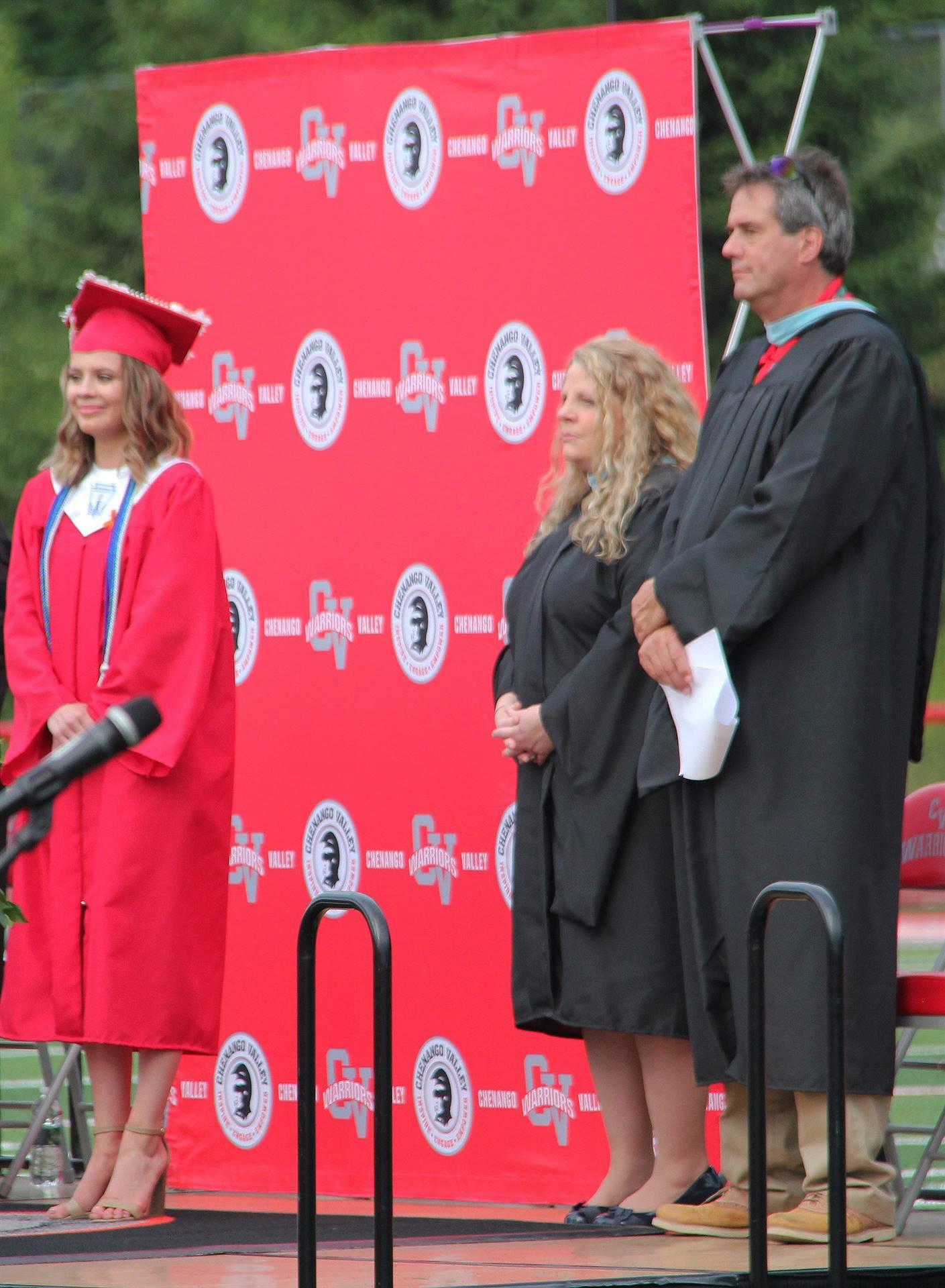 Graduation Ceremony 107