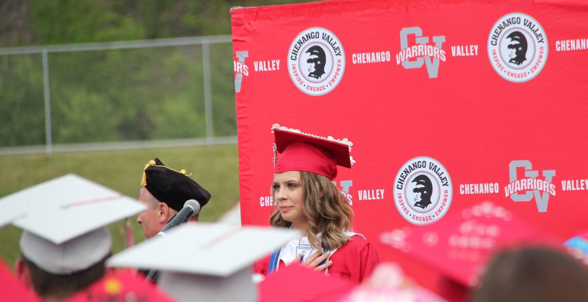 Graduation Ceremony 102
