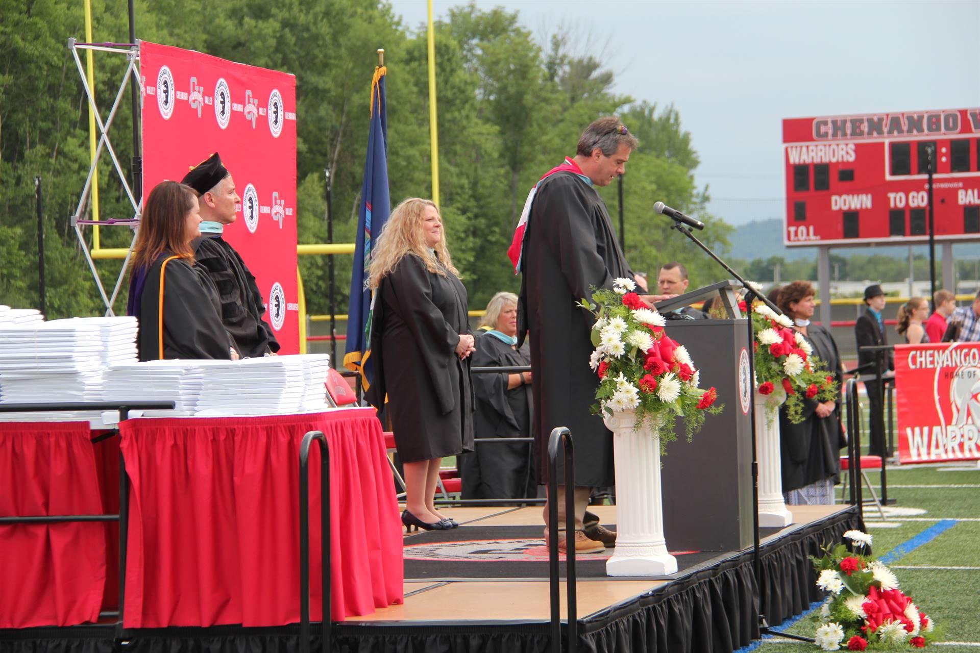 Graduation Ceremony 100