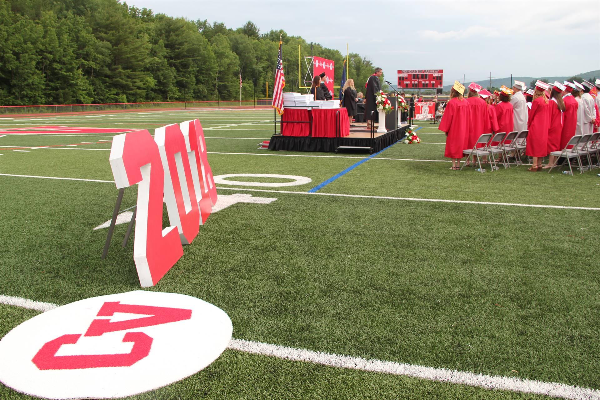 Graduation Ceremony 99