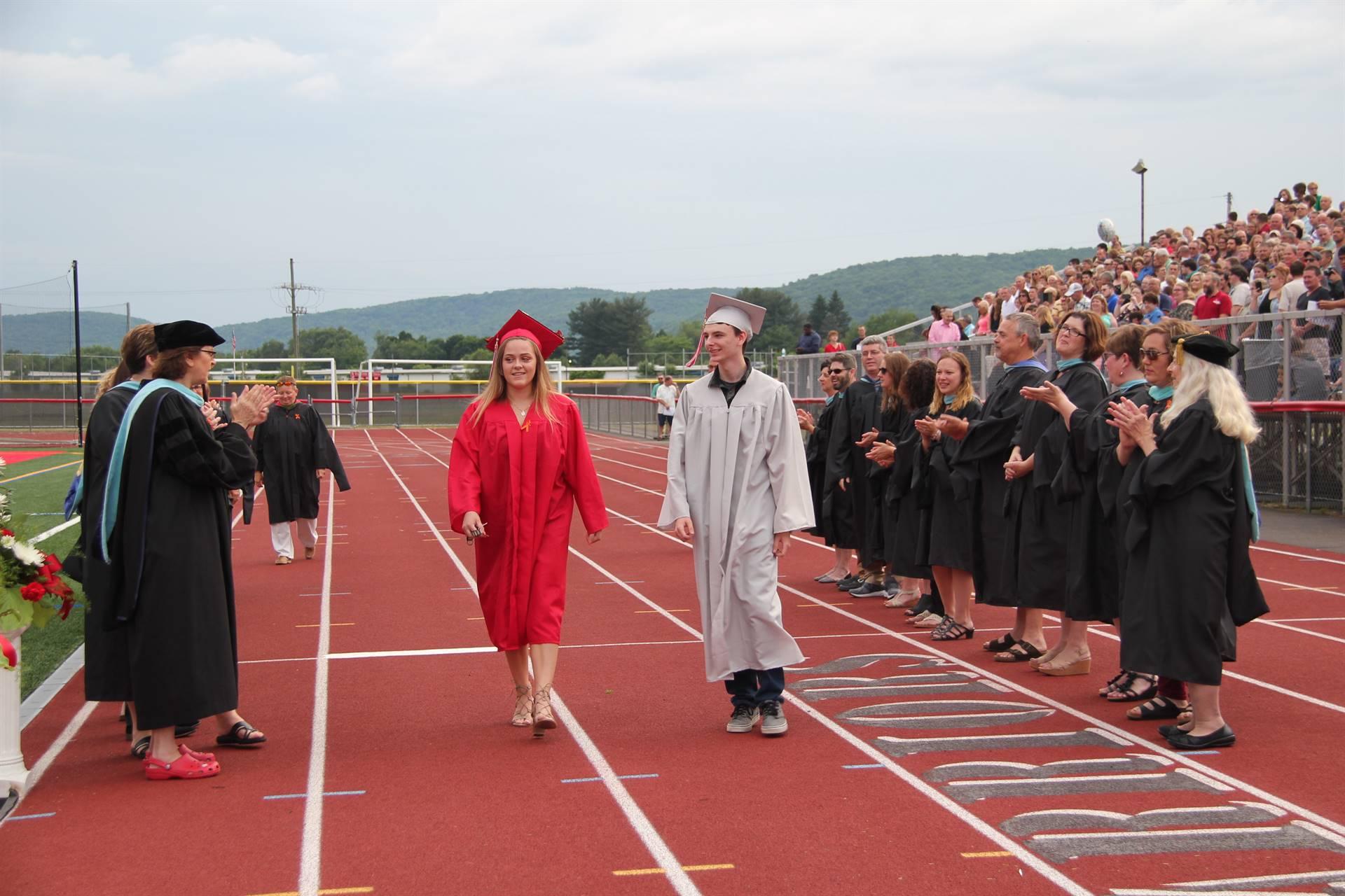 Graduation Ceremony 97