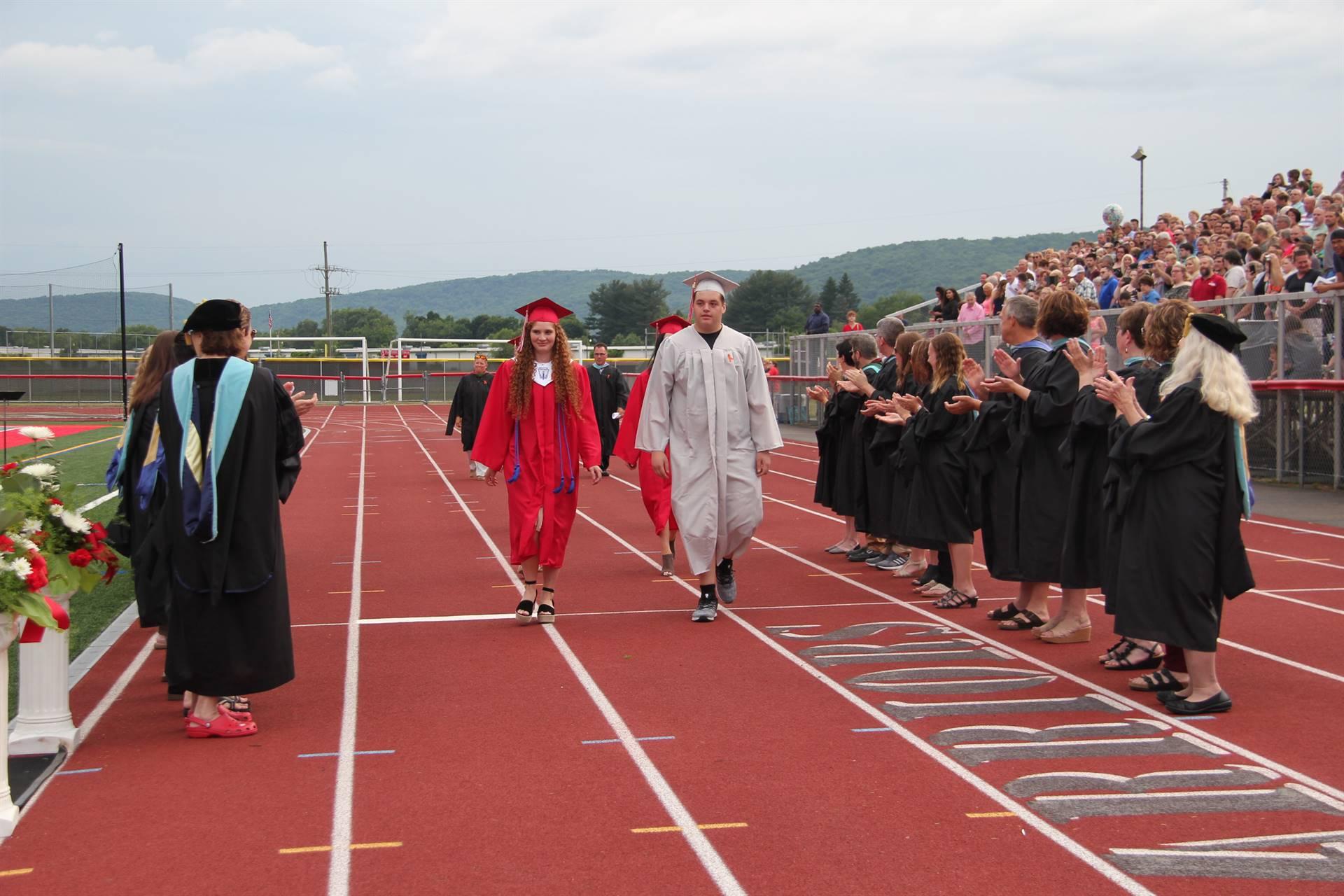 Graduation Ceremony 95