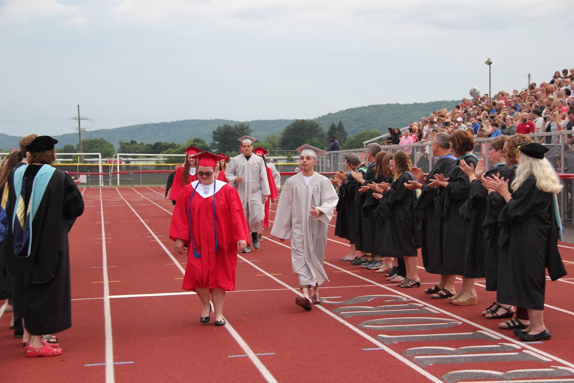 Graduation Ceremony 94