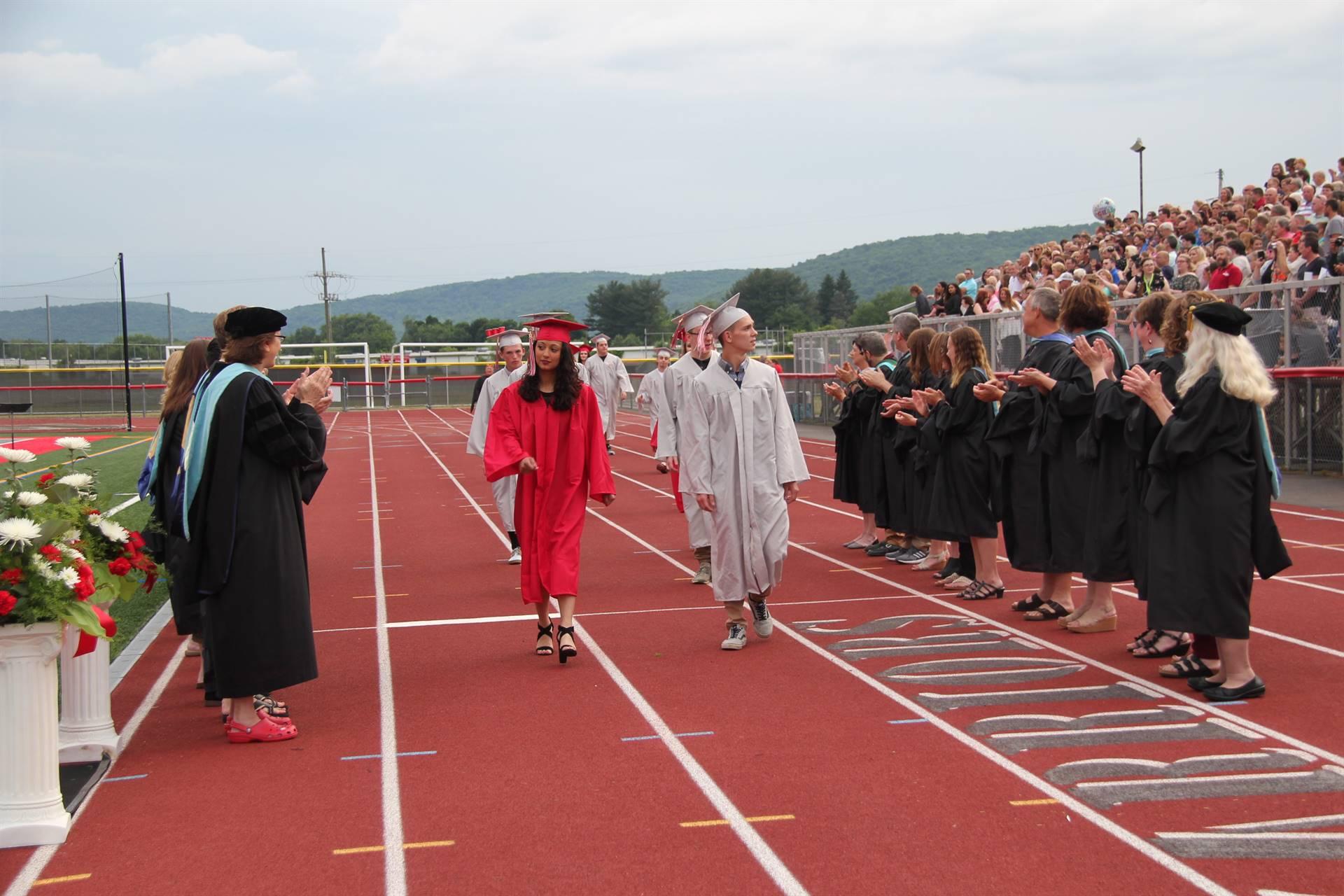 Graduation Ceremony 91