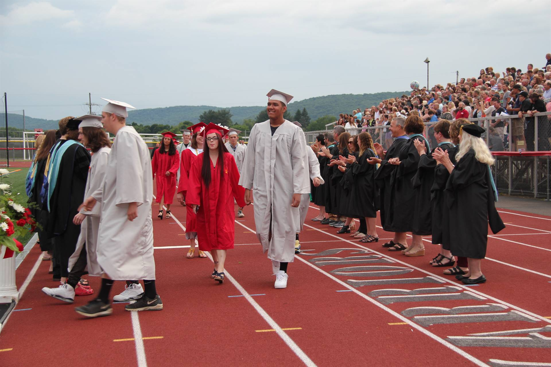 Graduation Ceremony 89