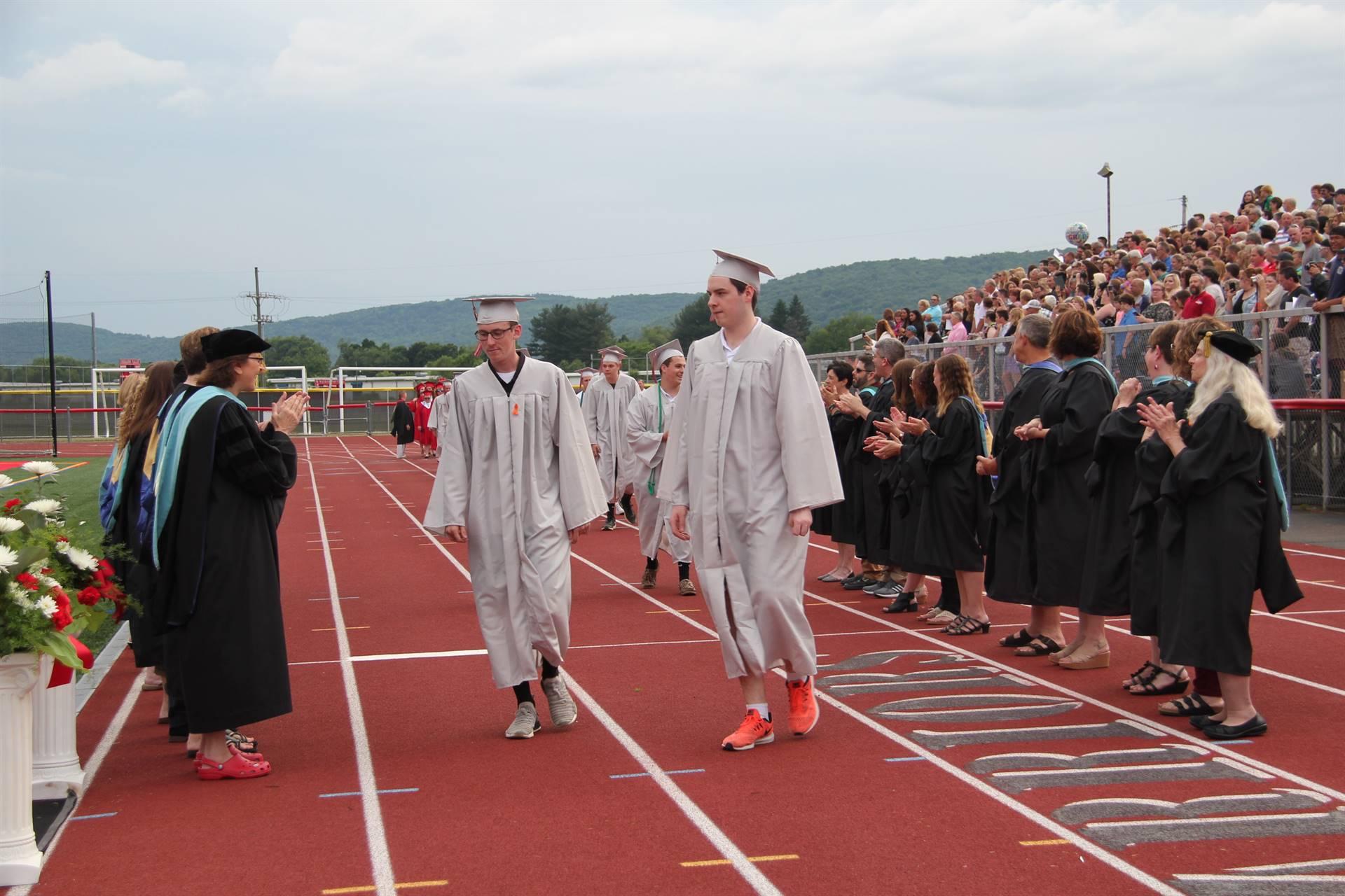 Graduation Ceremony 86