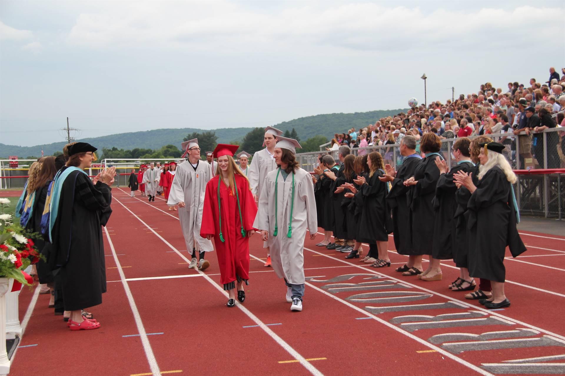 Graduation Ceremony 85
