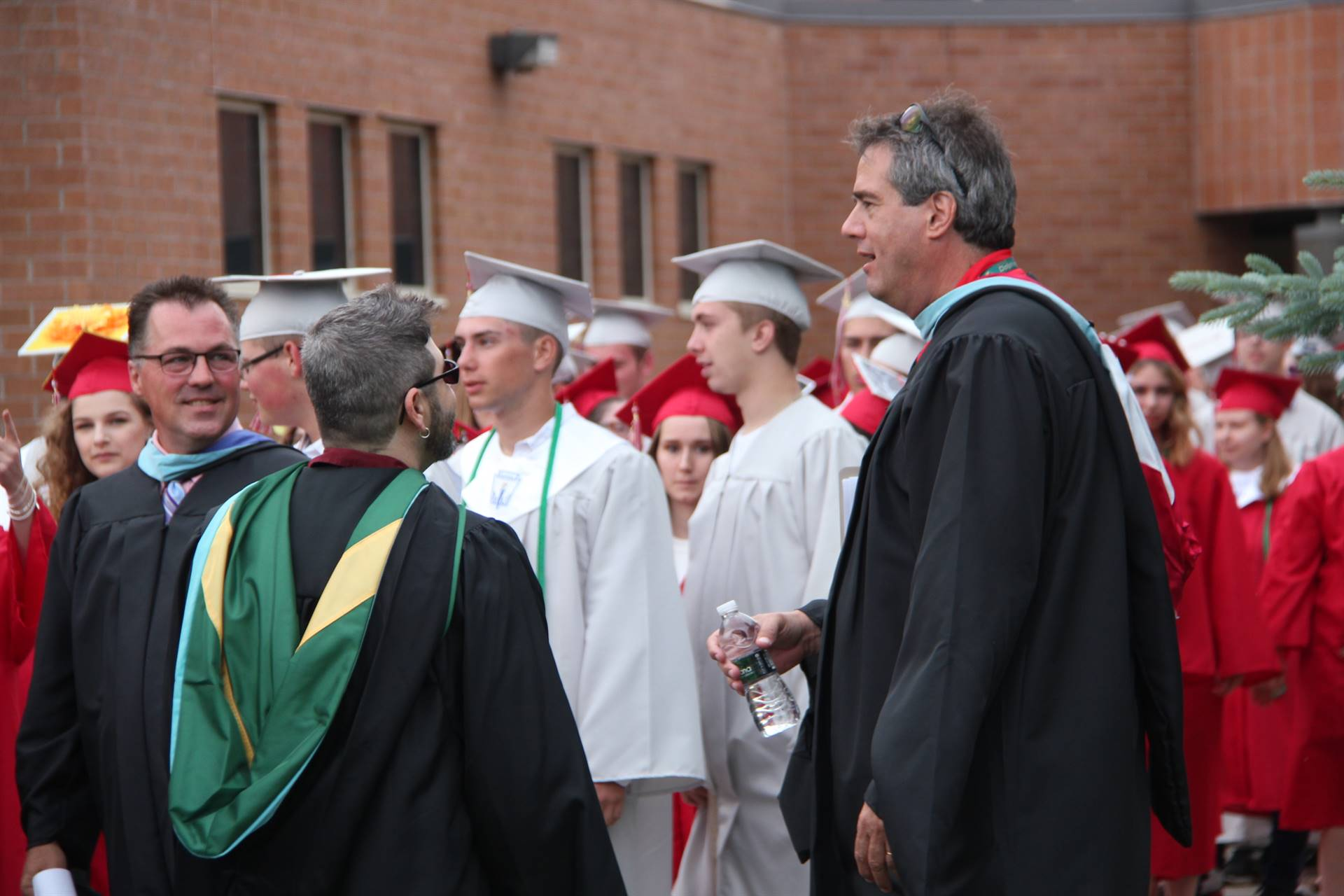 Graduation Ceremony 12