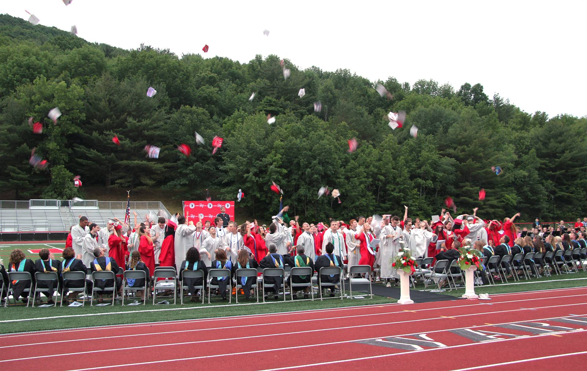 Graduation Ceremony 272