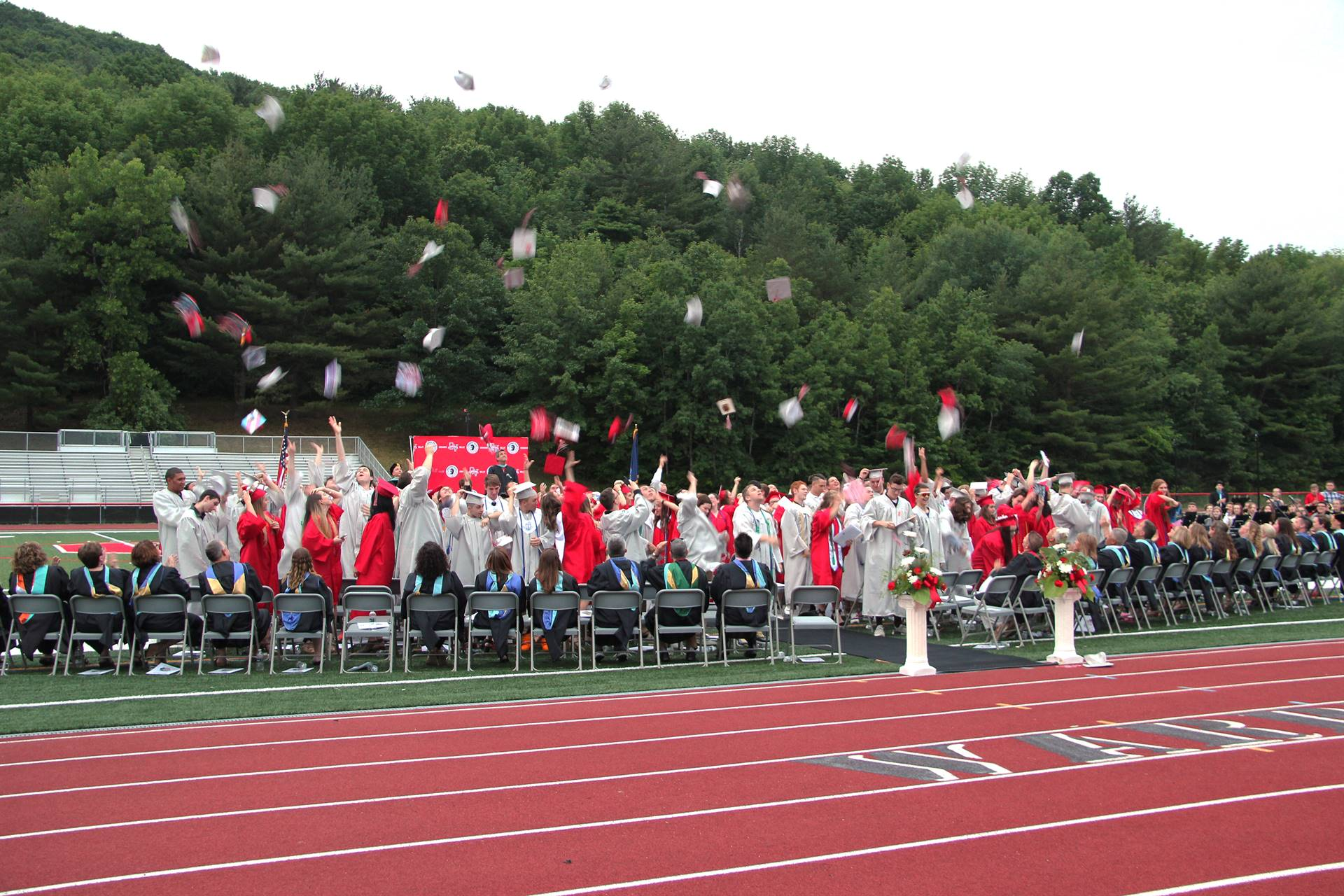 Graduation Ceremony 268