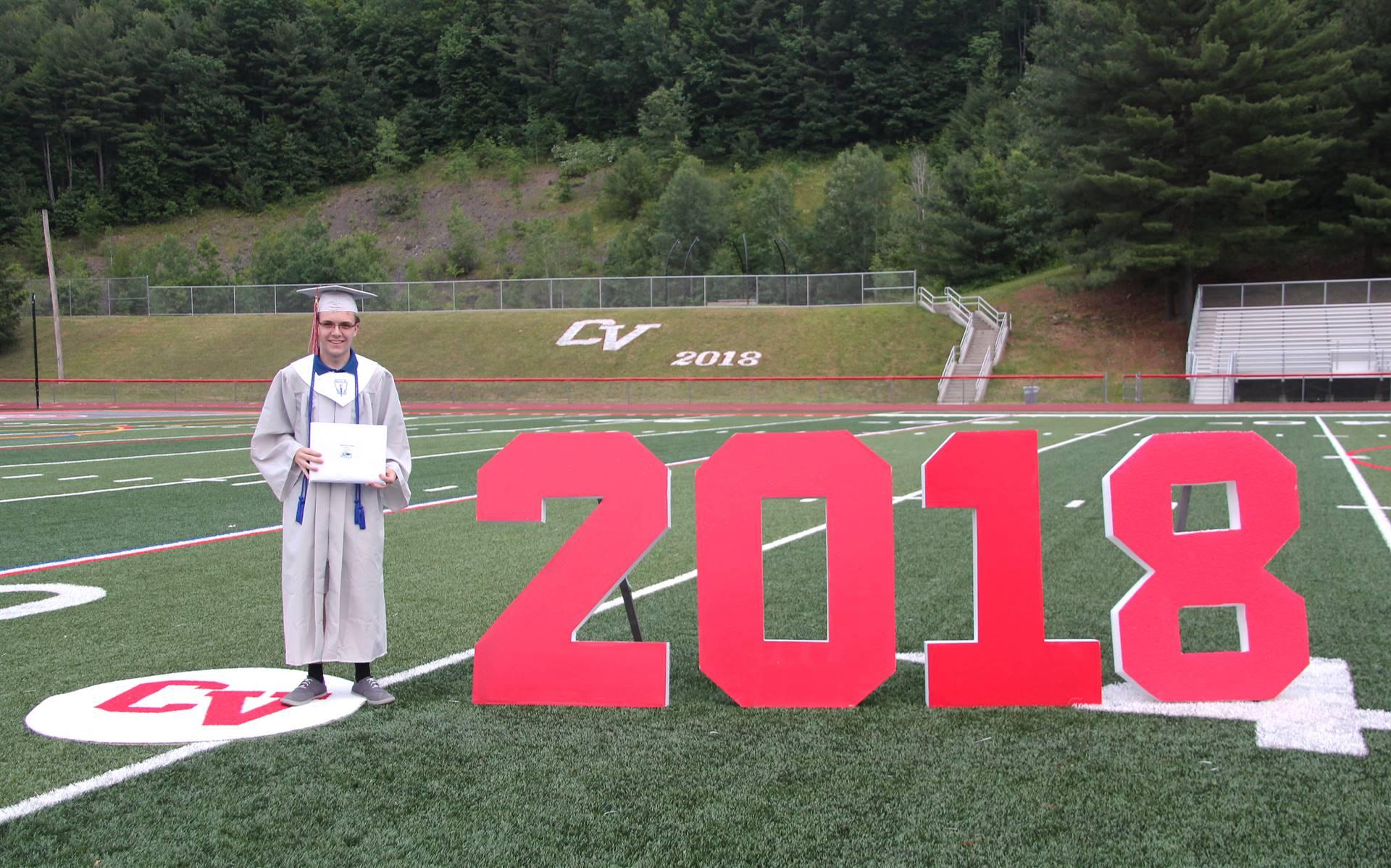 Graduation Ceremony 206