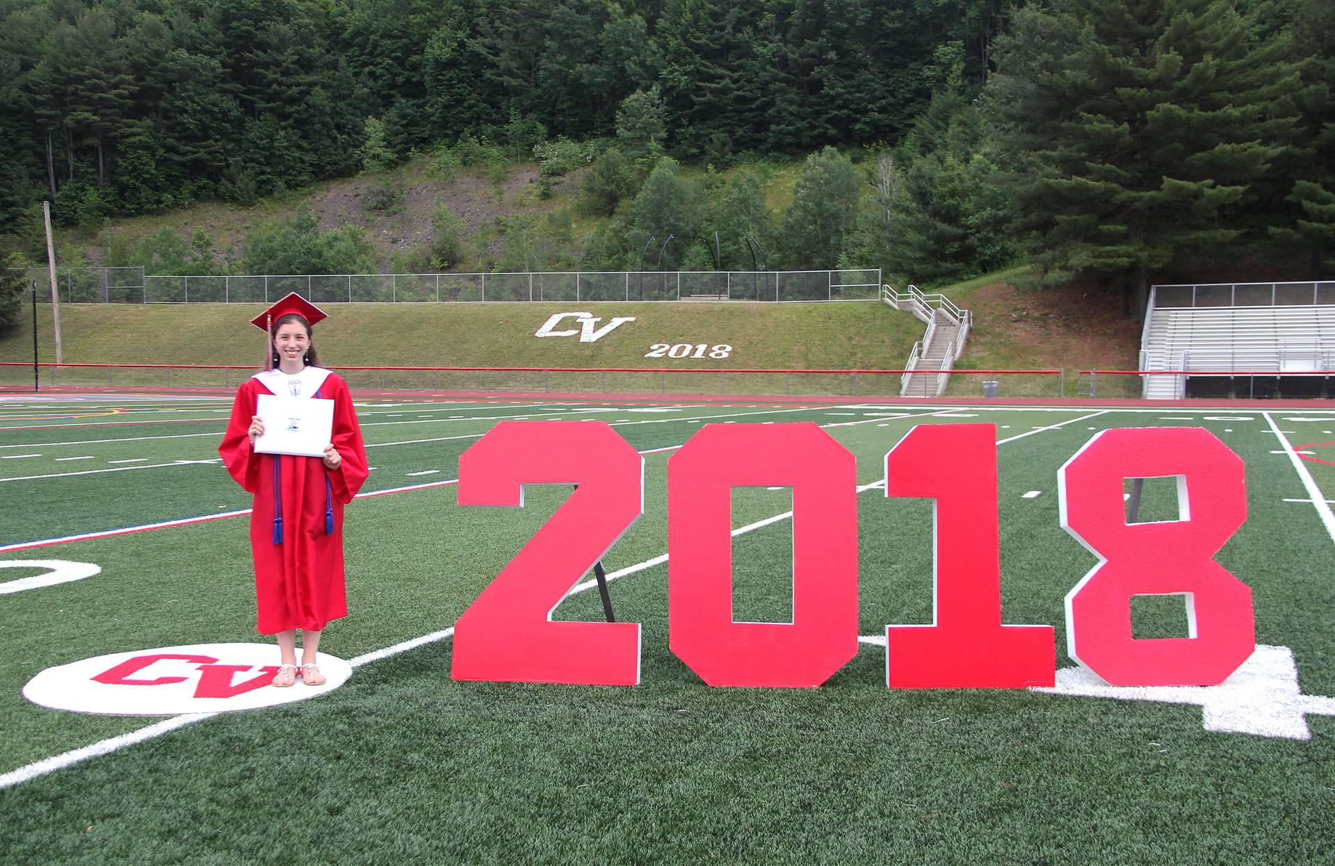 Graduation Ceremony 205