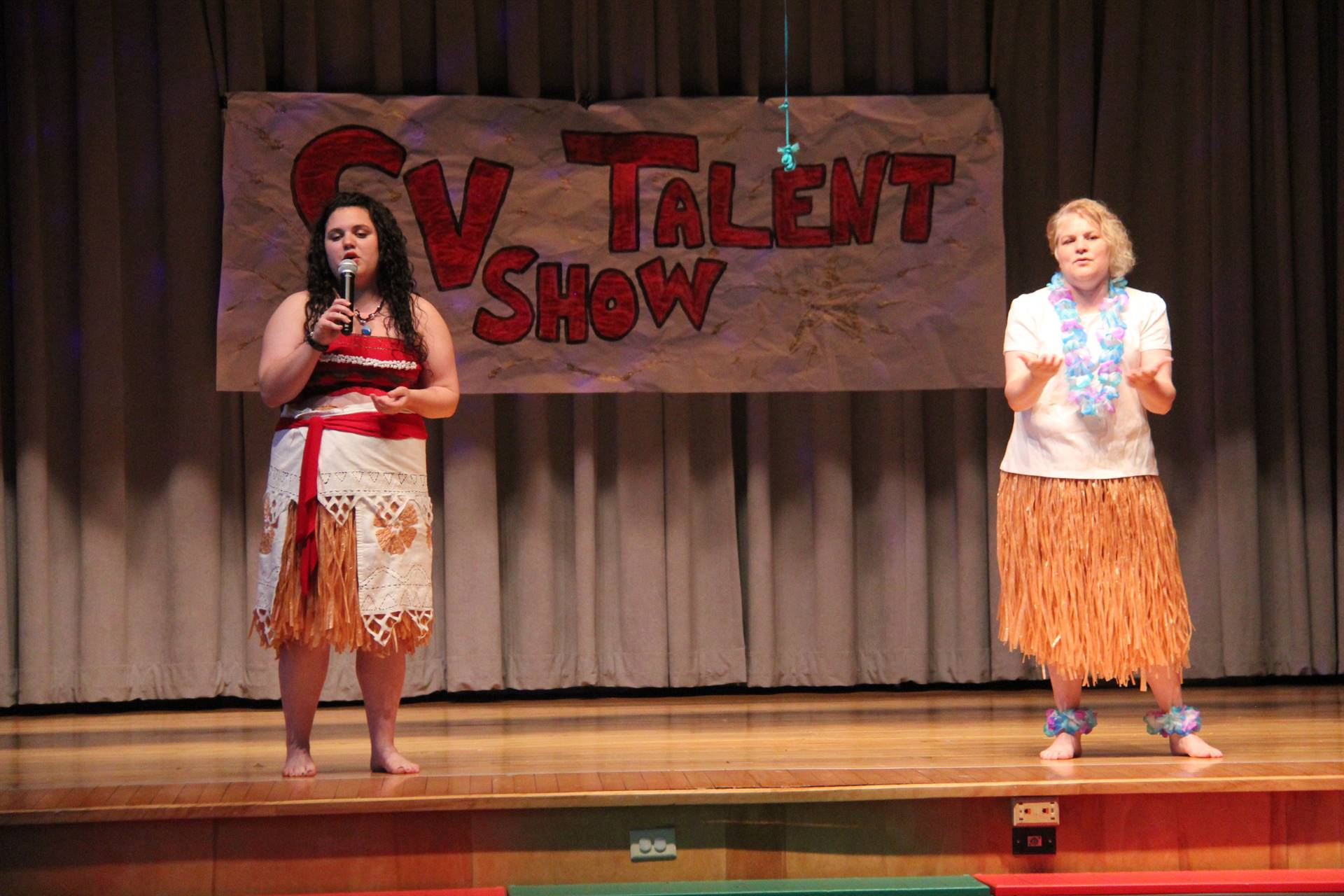 Teacher Talent Show 19