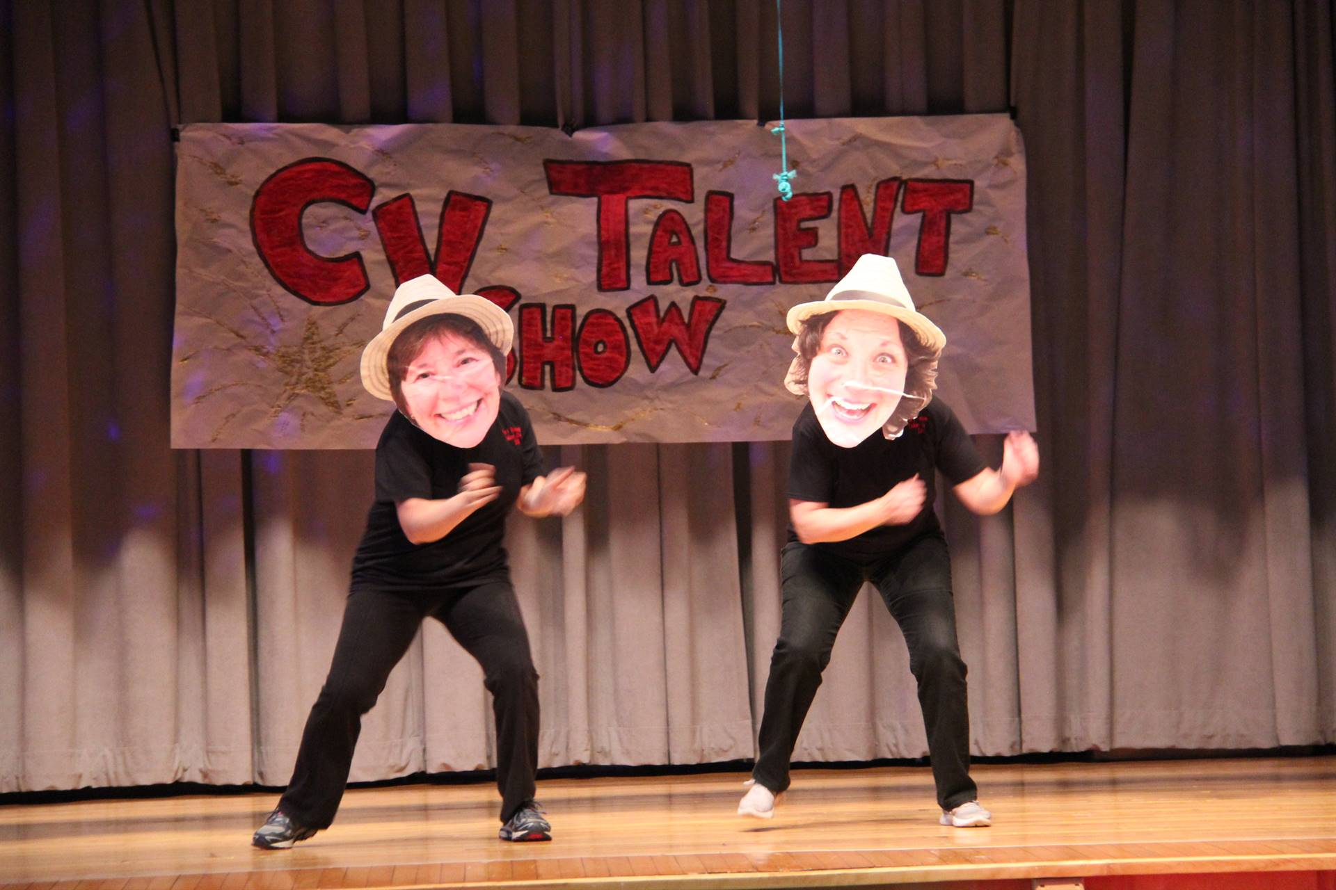 Teacher Talent Show 13