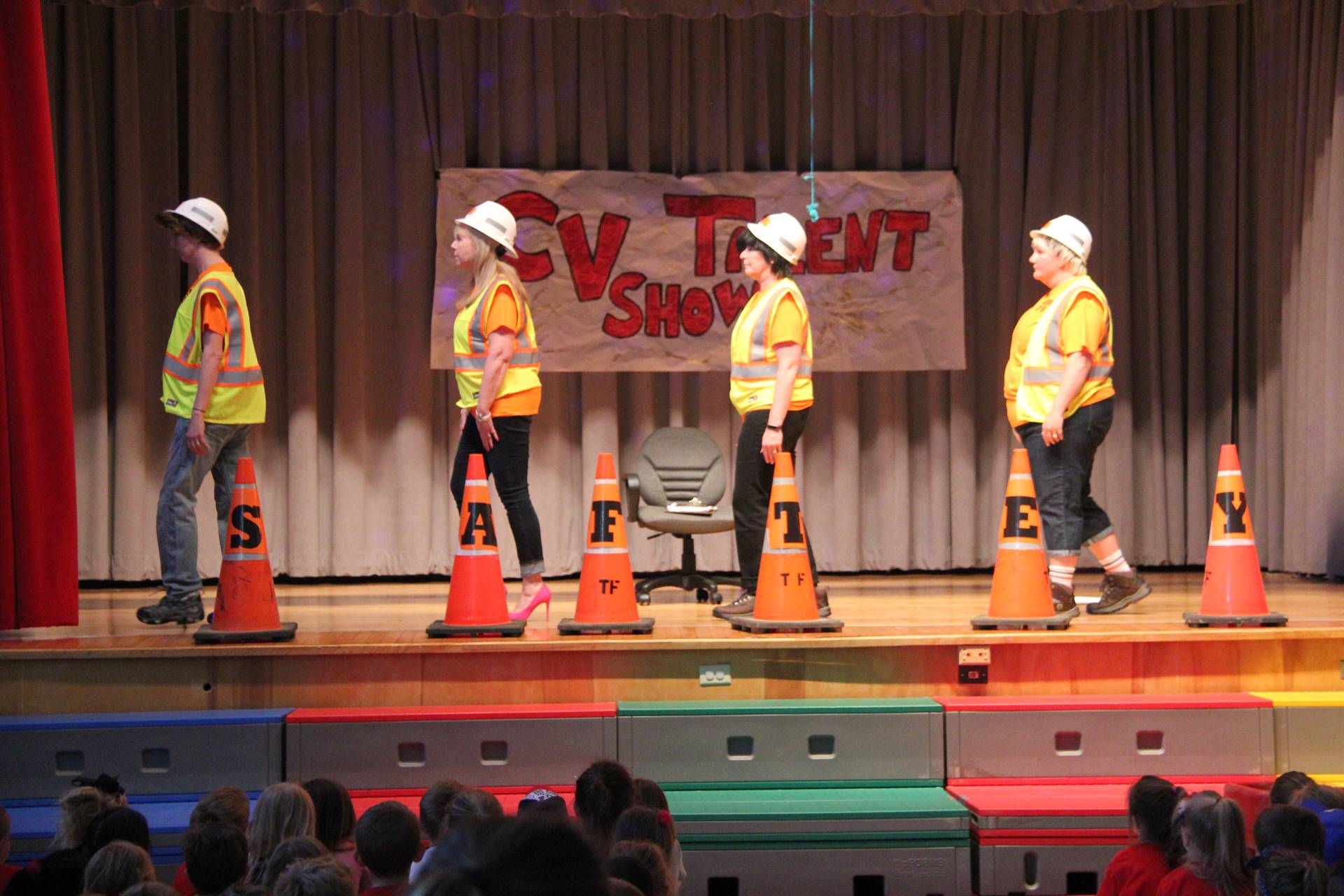 Teacher Talent Show 5