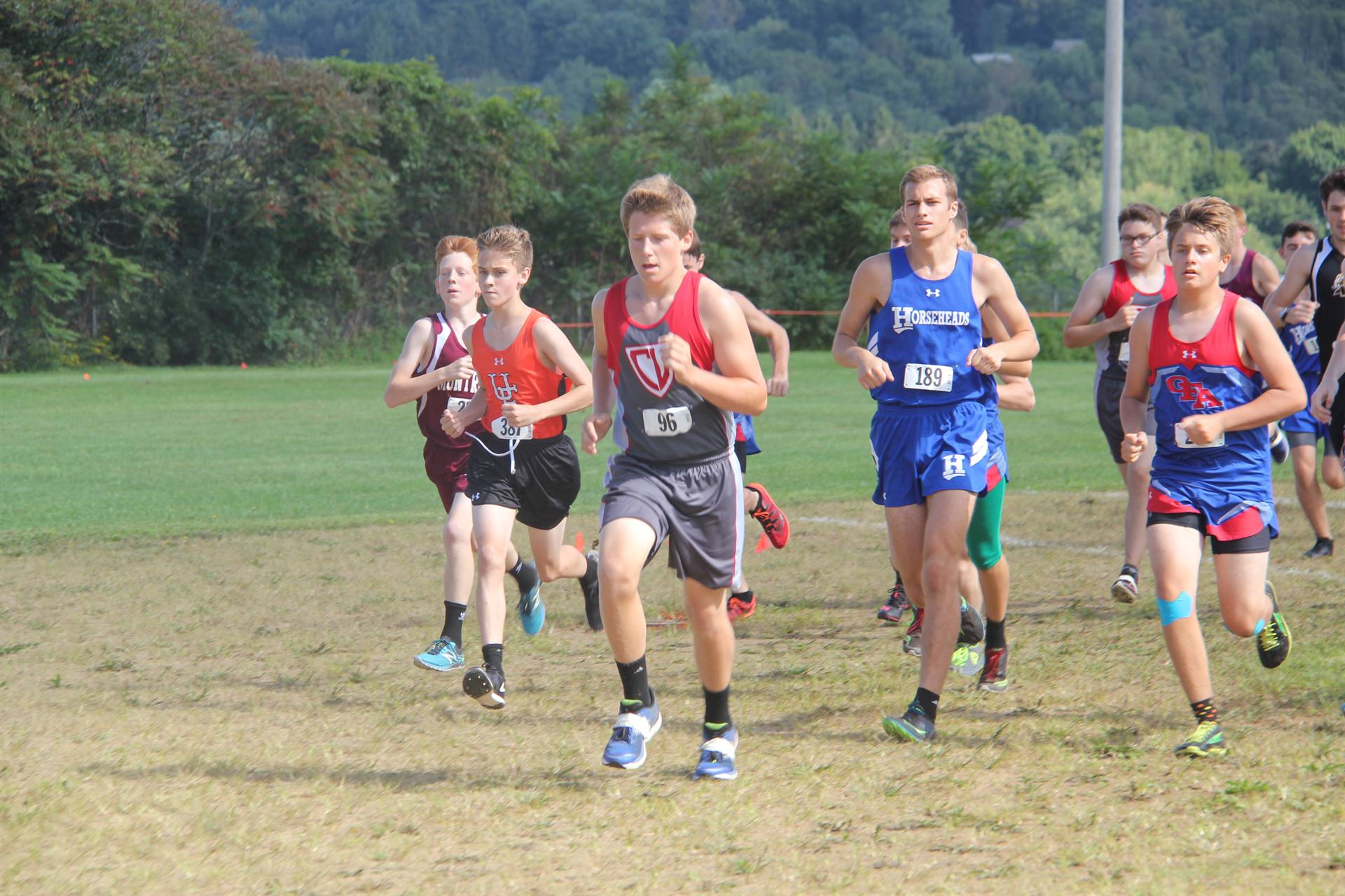 McDaniel Baxter Cross Country Invite 66