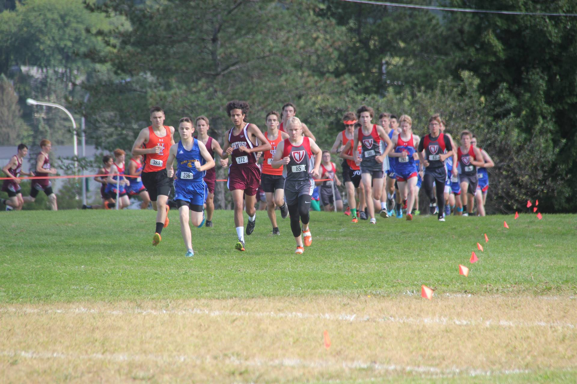 McDaniel Baxter Cross Country Invite 63