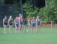 McDaniel Baxter Cross Country Invite 48