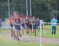 McDaniel Baxter Cross Country Invite 45