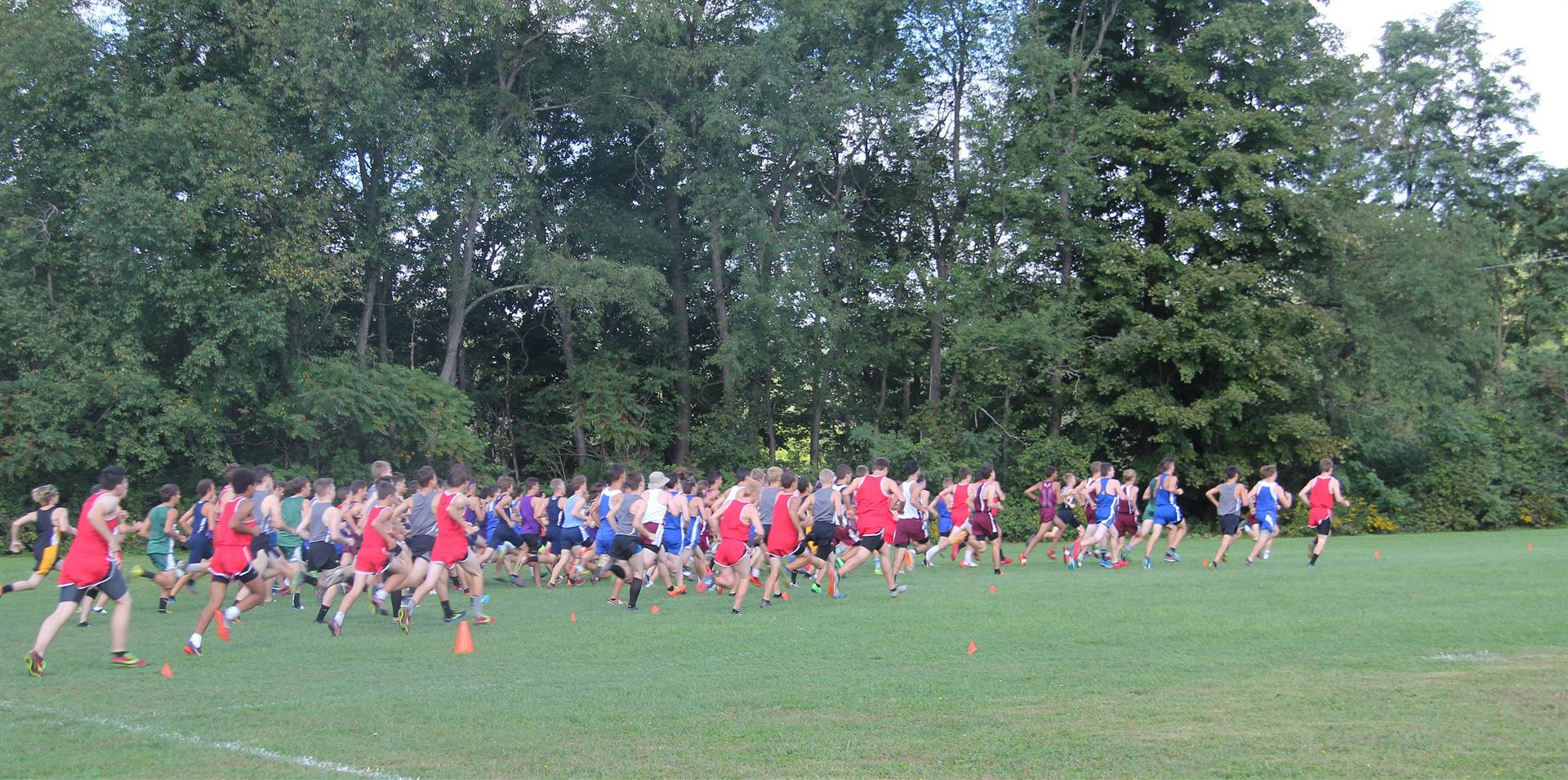 McDaniel Baxter Cross Country Invite 38
