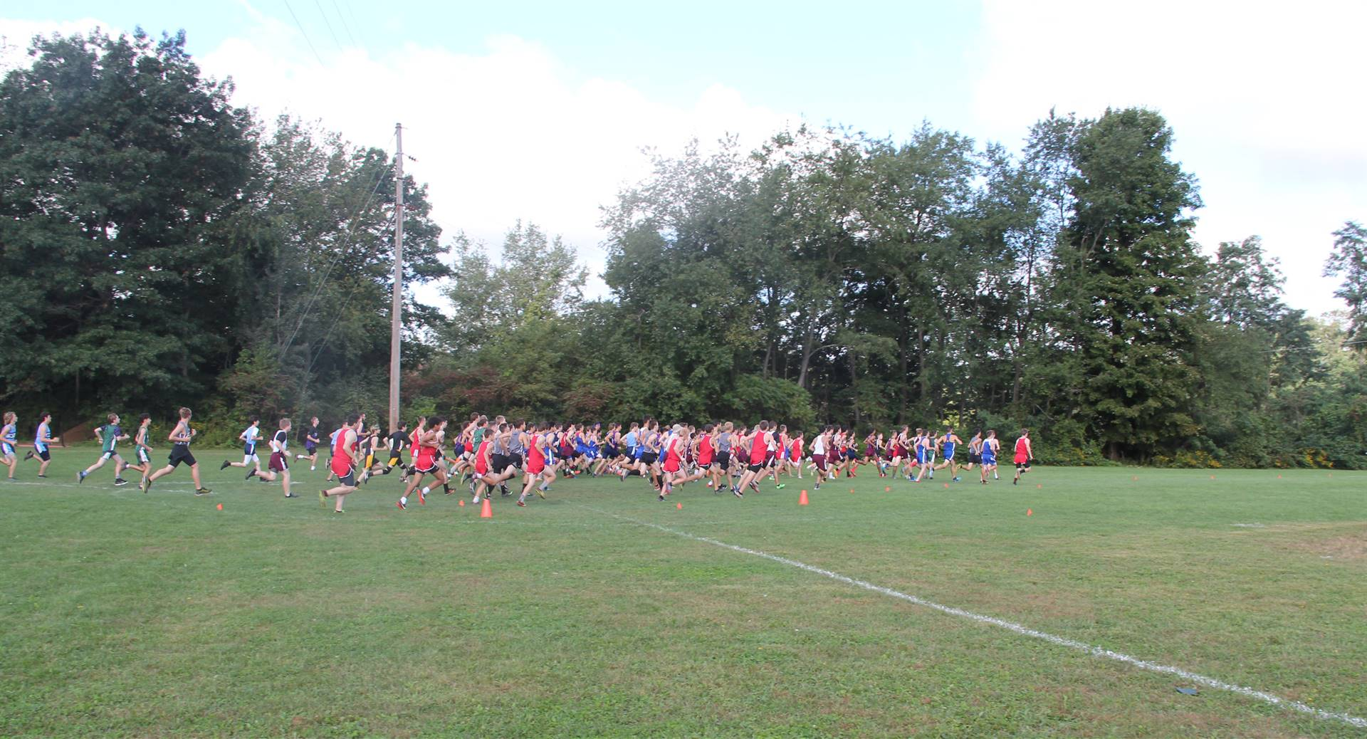 McDaniel Baxter Cross Country Invite 37
