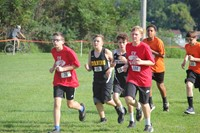 McDaniel Baxter Cross Country Invite 20