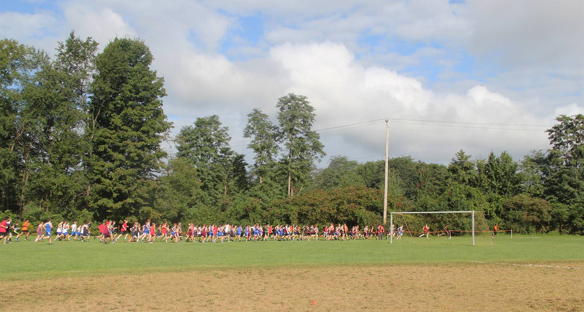 McDaniel Baxter Cross Country Invite 18