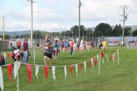 McDaniel Baxter Cross Country Invite 16