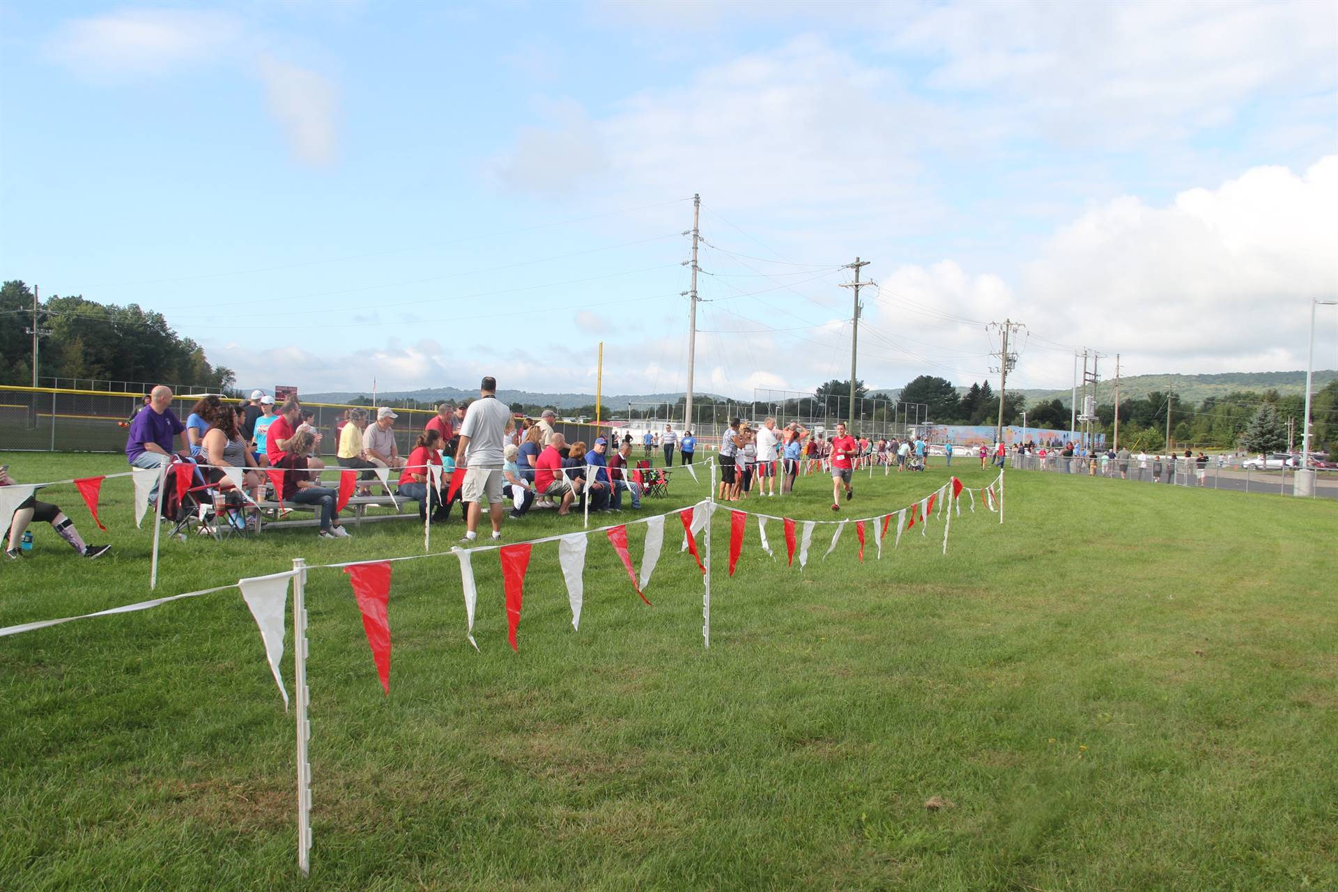 McDaniel Baxter Cross Country Invite 14