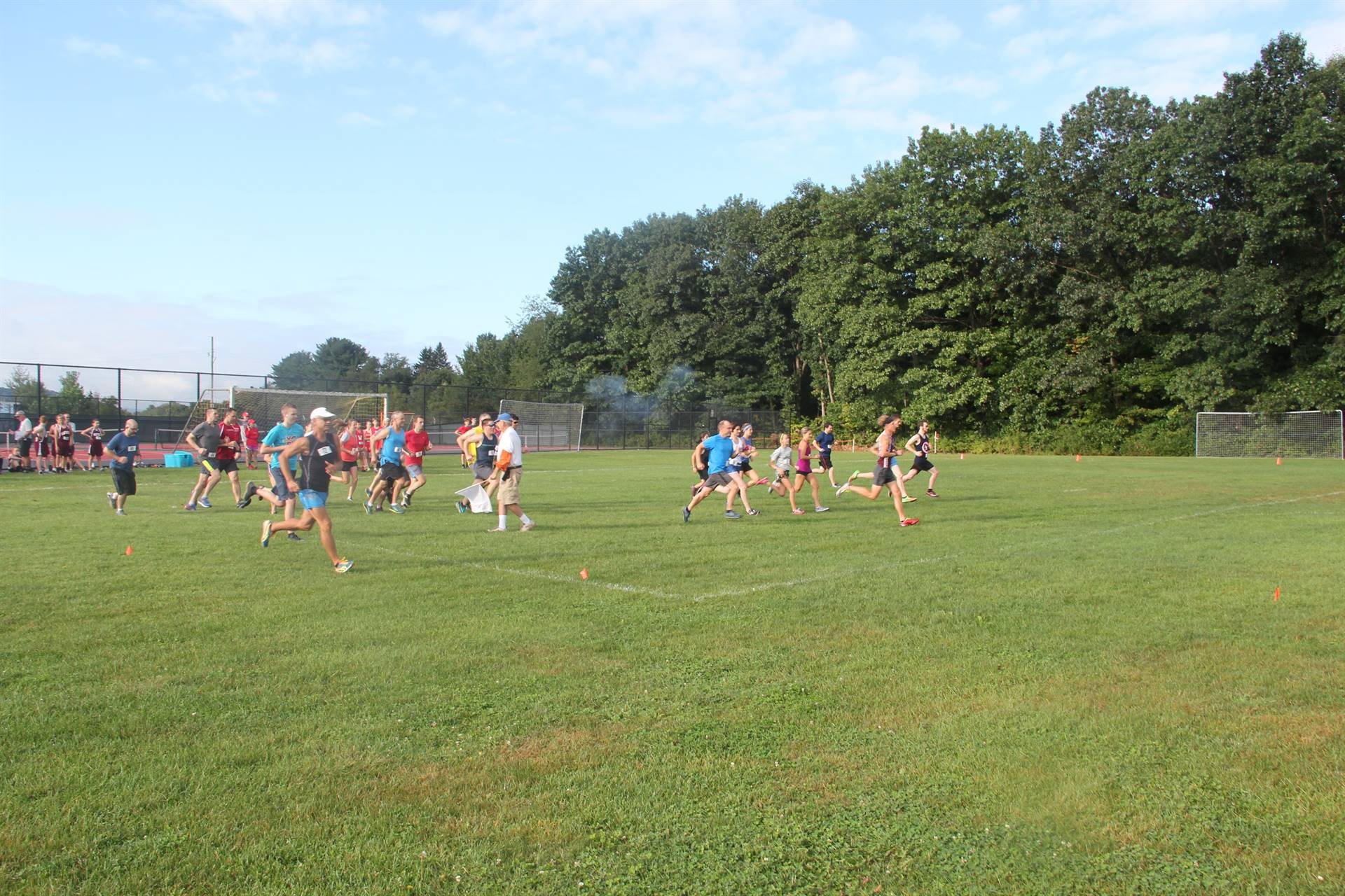 McDaniel Baxter Cross Country Invite 2