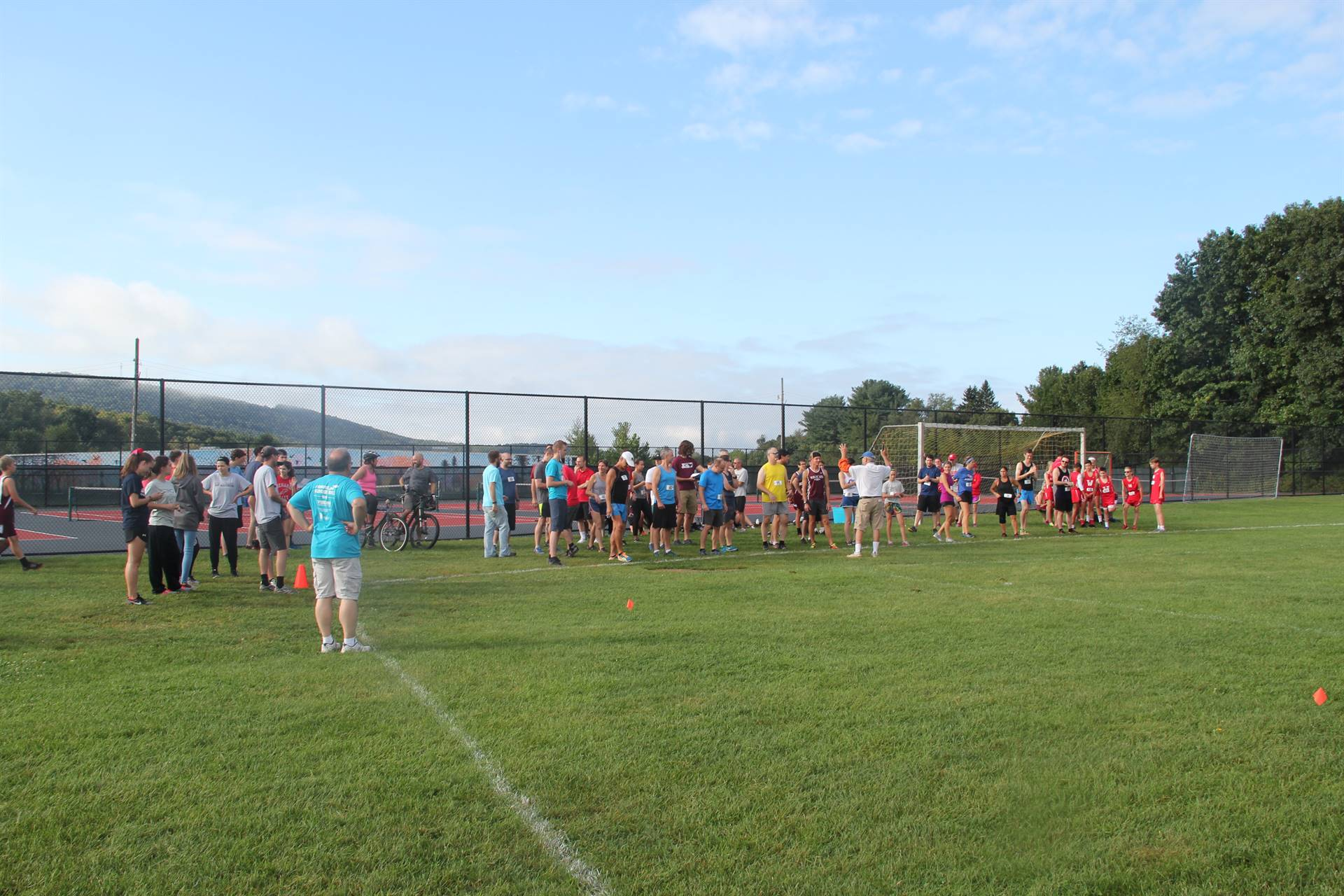 McDaniel Baxter Cross Country Invite 1