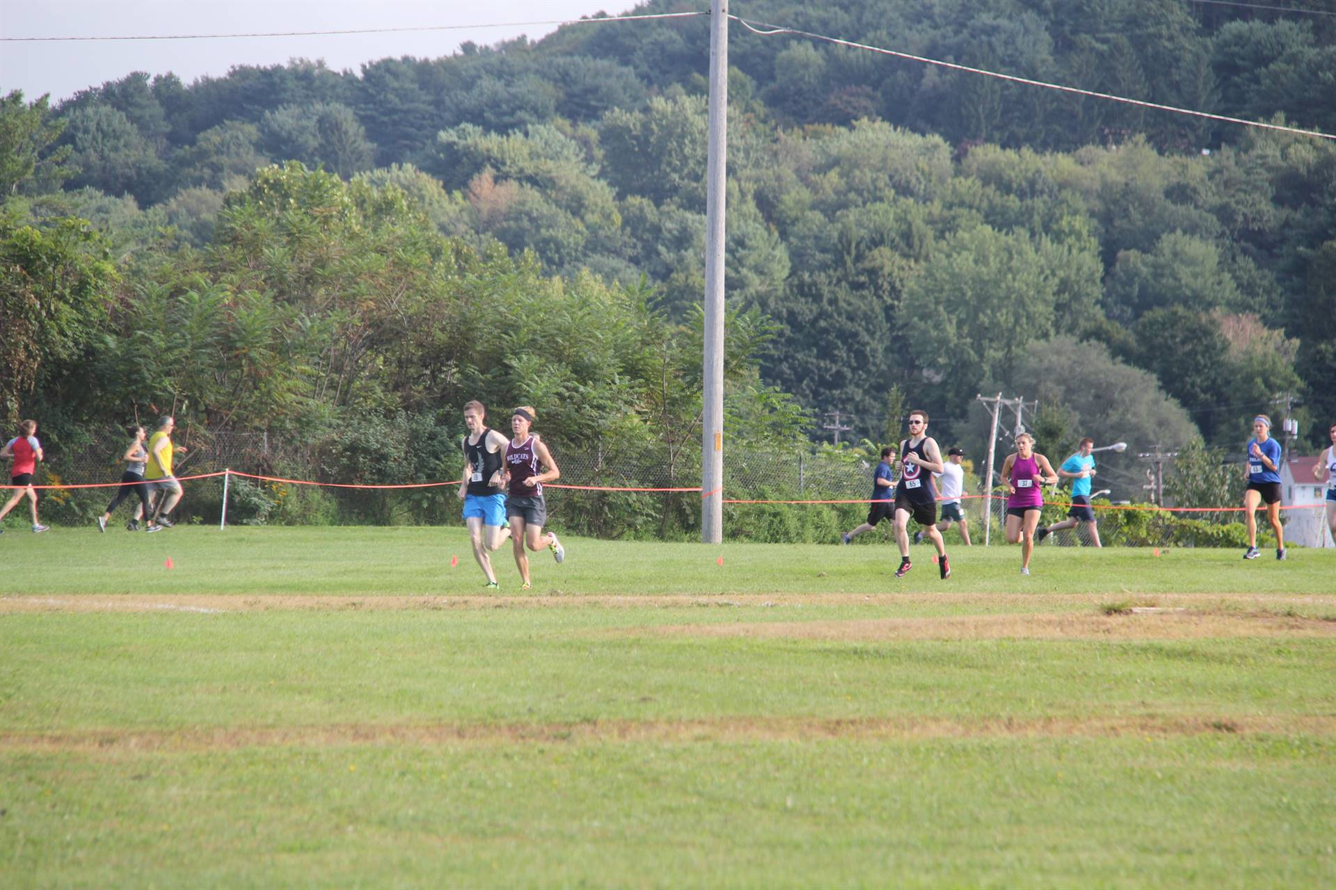 McDaniel Baxter Cross Country Invite 5