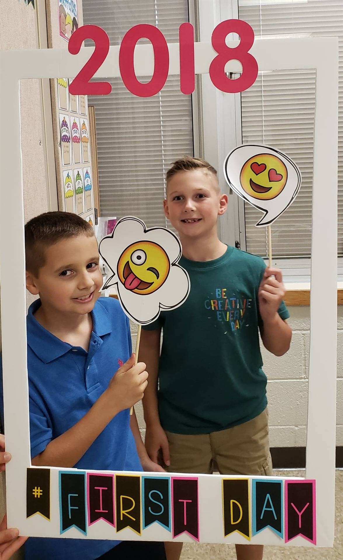 First Day of School 118
