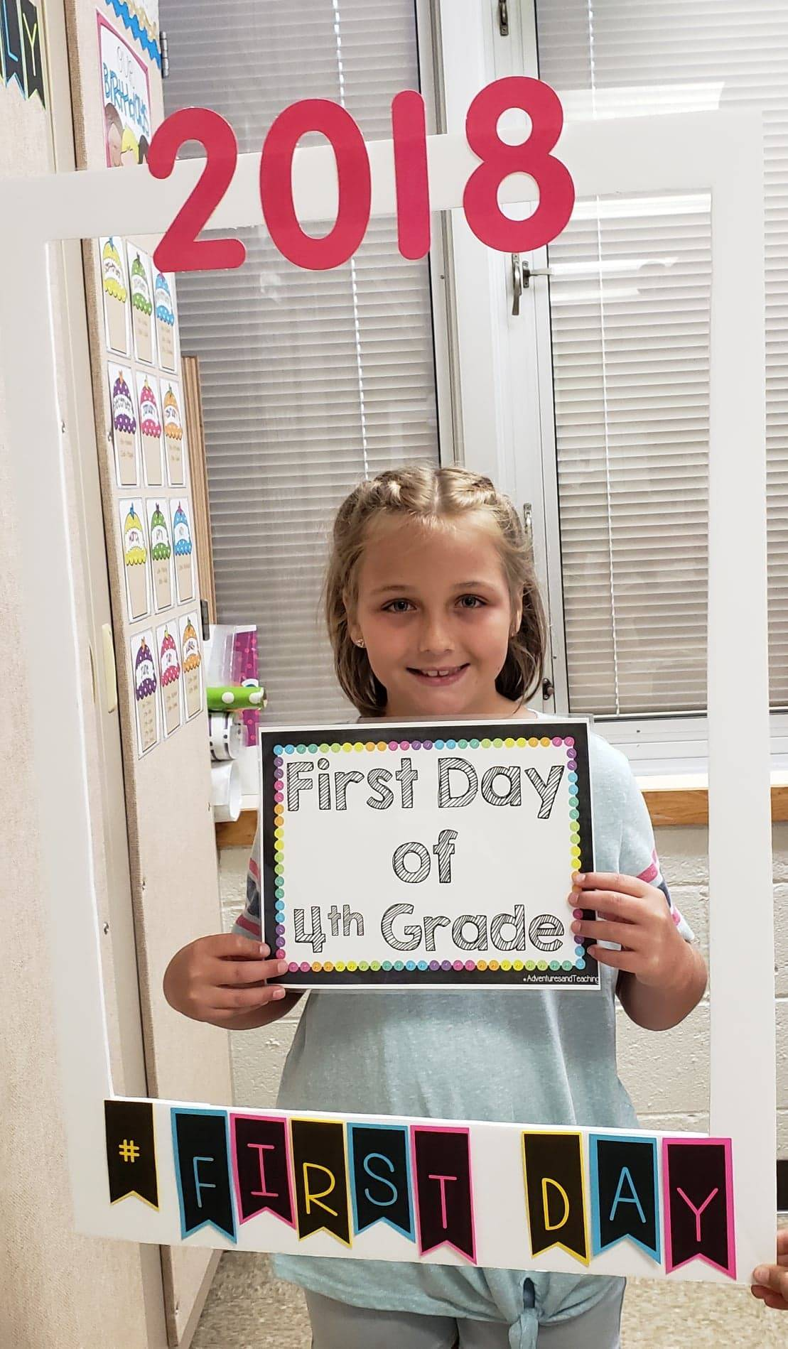First Day of School 112